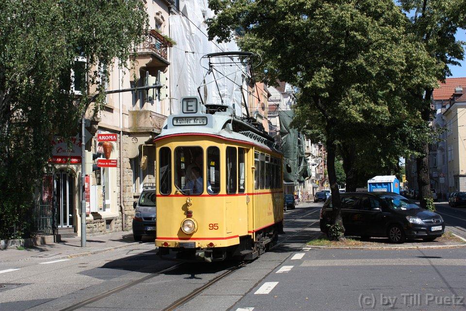 Strassenbahn Karlsruhe
